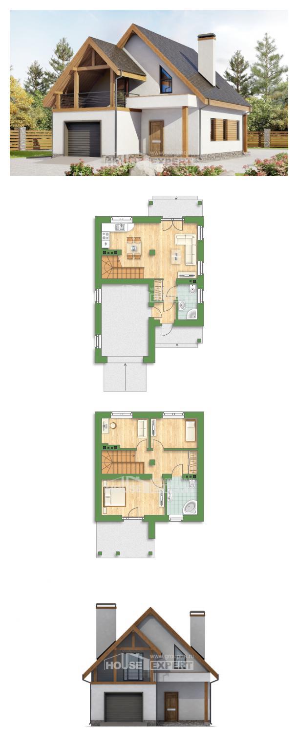 Plan 120-005-R | House Expert