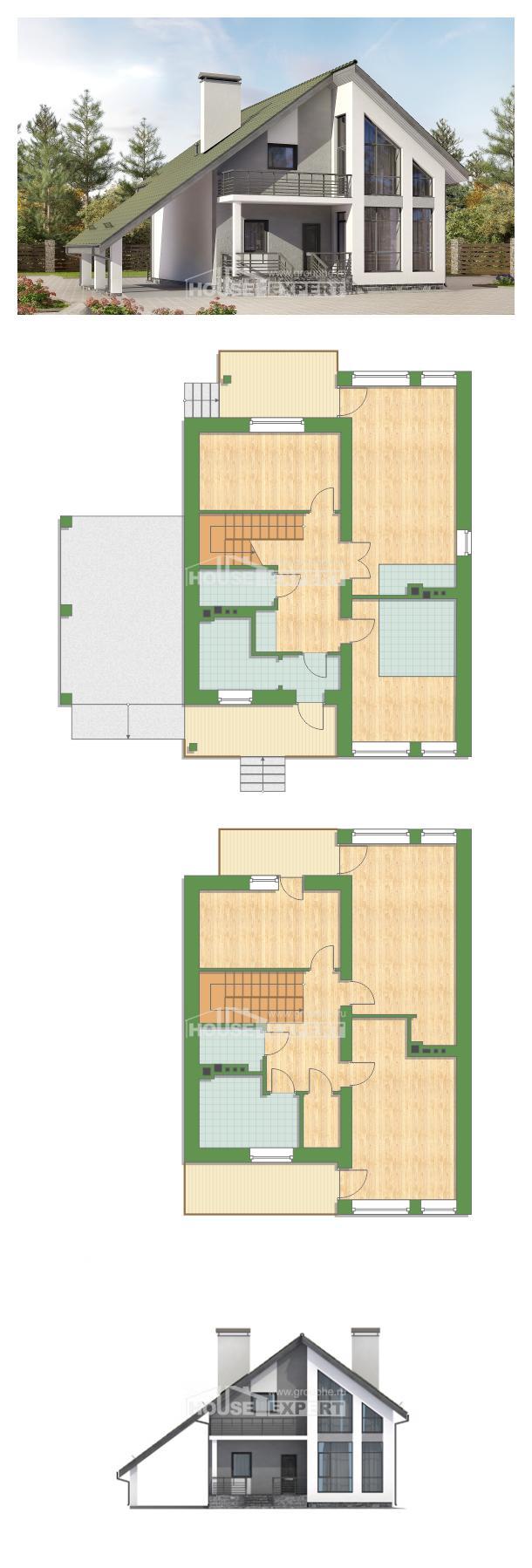 Plan 170-009-L   House Expert