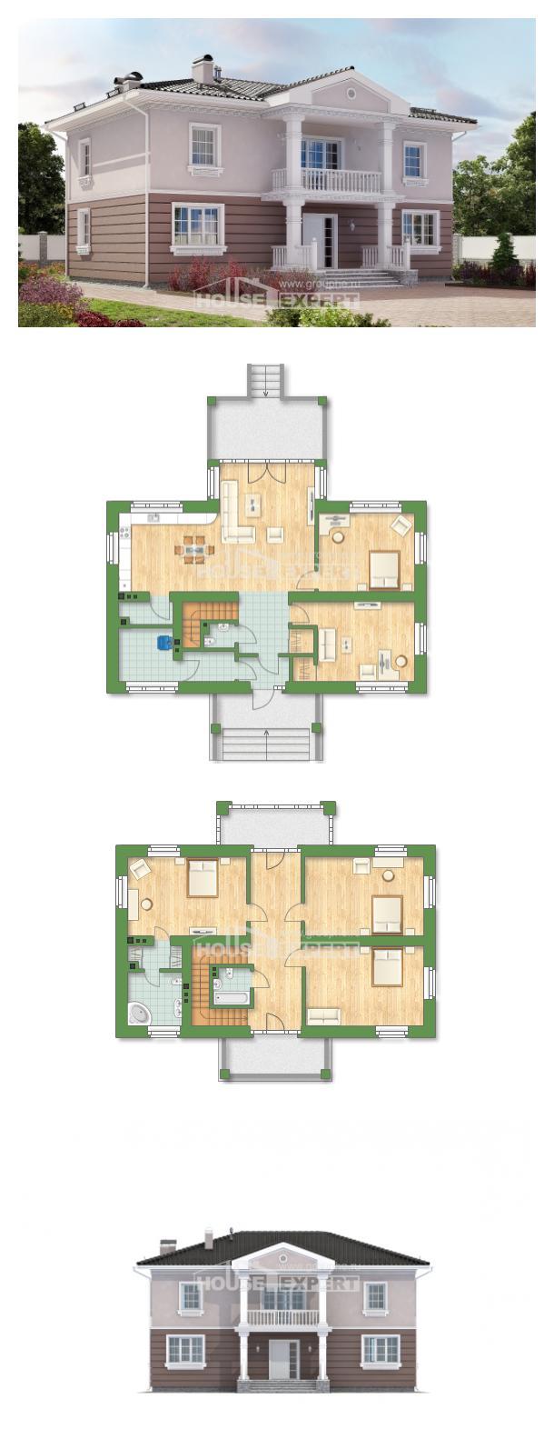 Plan 210-005-R | House Expert