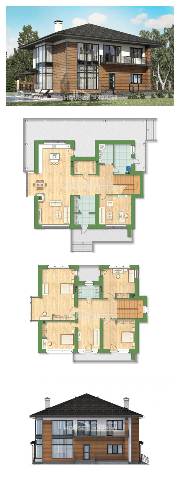 Plan 245-001-R   House Expert