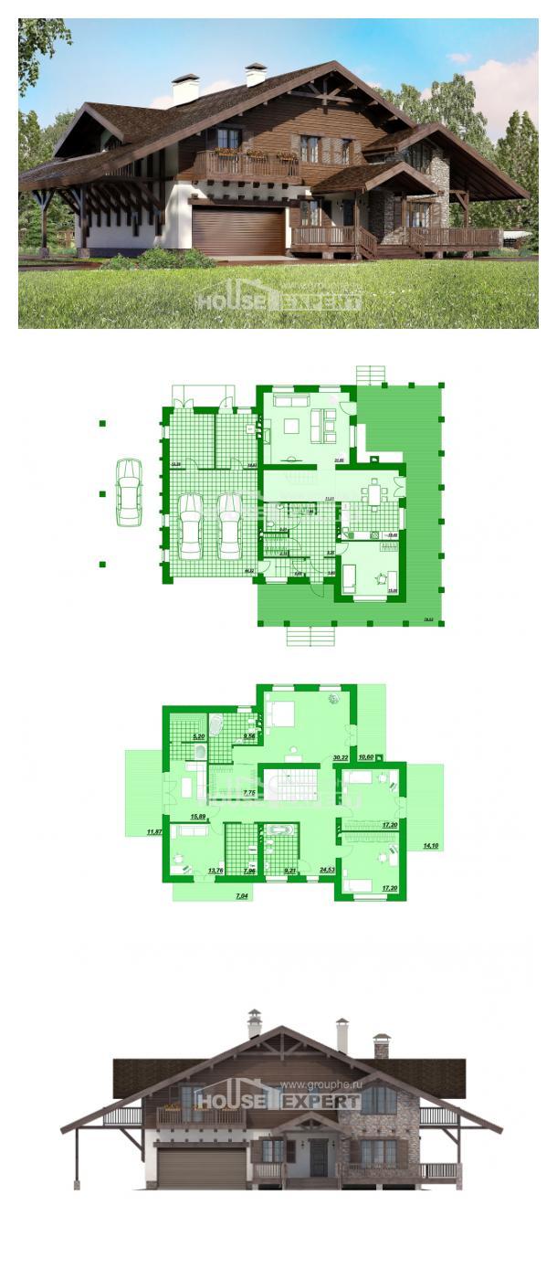 Proyecto de casa 320-001-R   House Expert