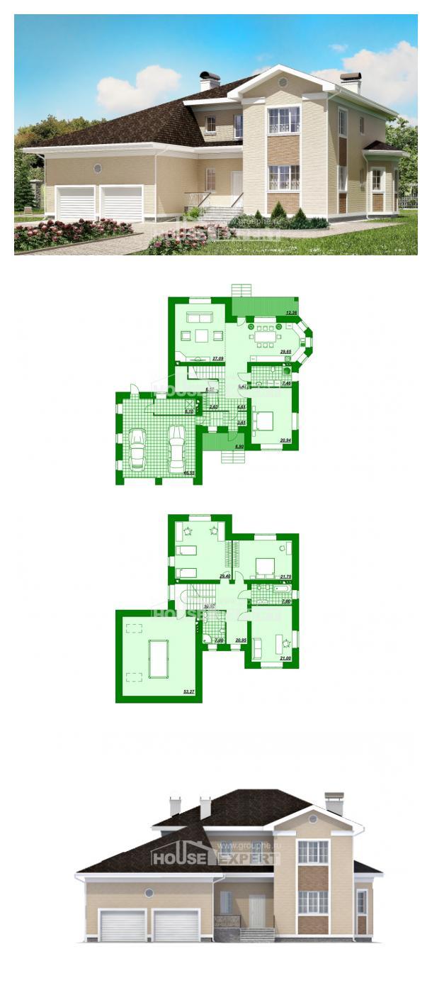Проект дома 335-001-Л   House Expert