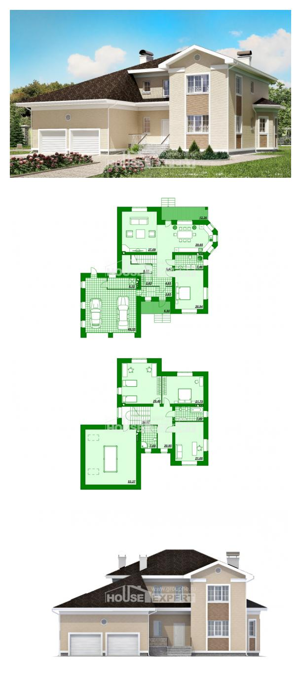 Proyecto de casa 335-001-L | House Expert