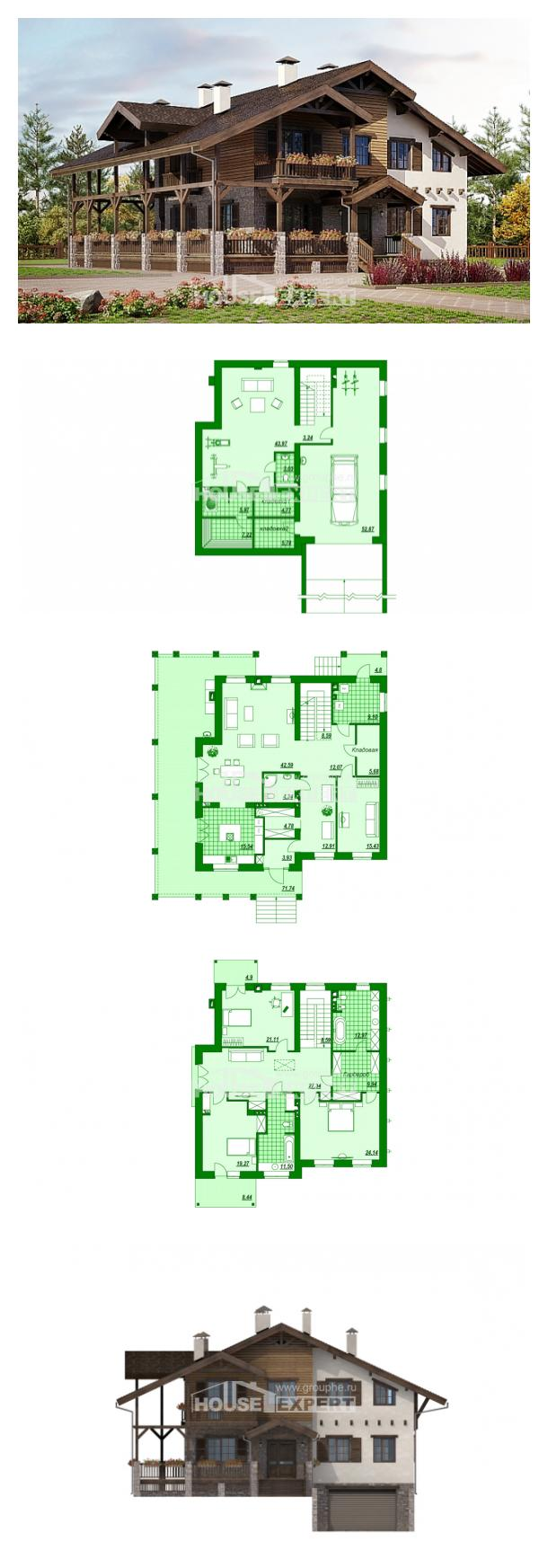 Projekt domu 400-004-R | House Expert