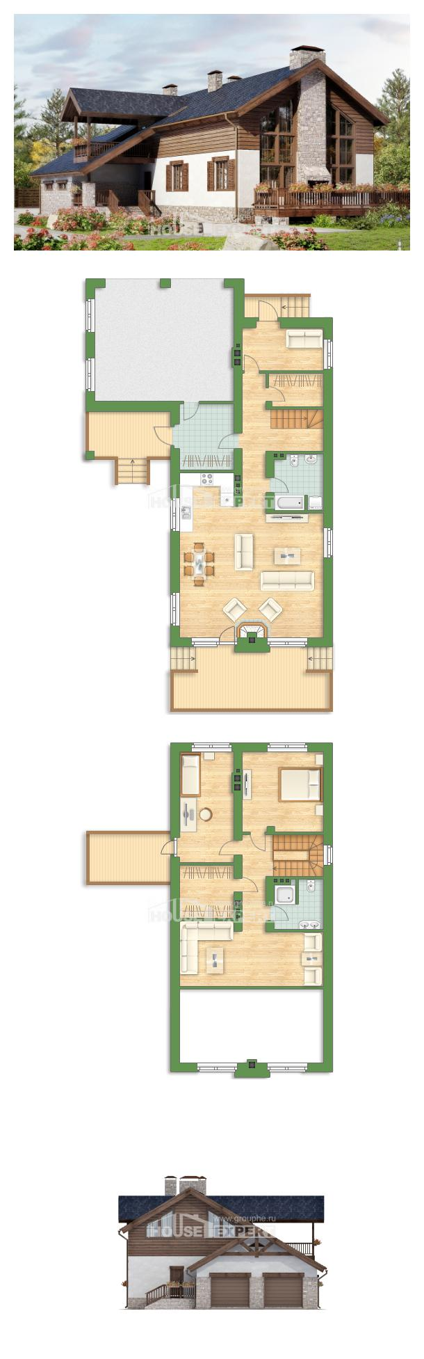 Projekt domu 240-002-L | House Expert
