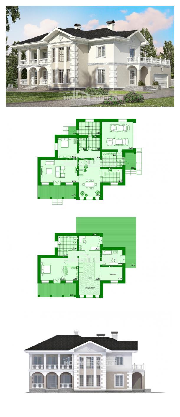 Projekt domu 340-002-R   House Expert