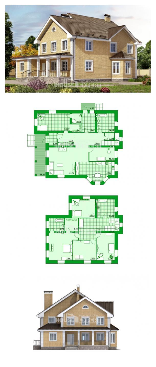 Plan 320-003-L | House Expert