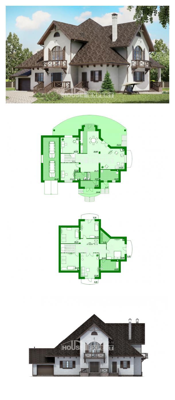 Proyecto de casa 350-001-L | House Expert