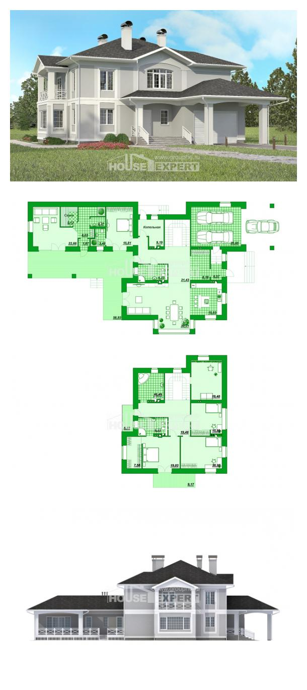 Projekt domu 360-001-R | House Expert