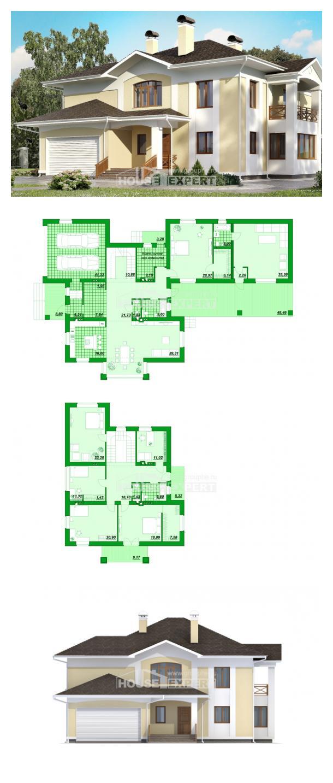 Proyecto de casa 375-002-L | House Expert