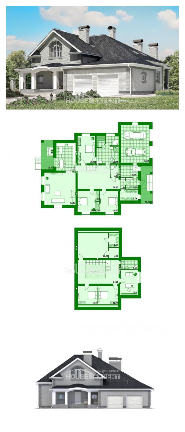 Proyecto de casa 385-001-R | House Expert