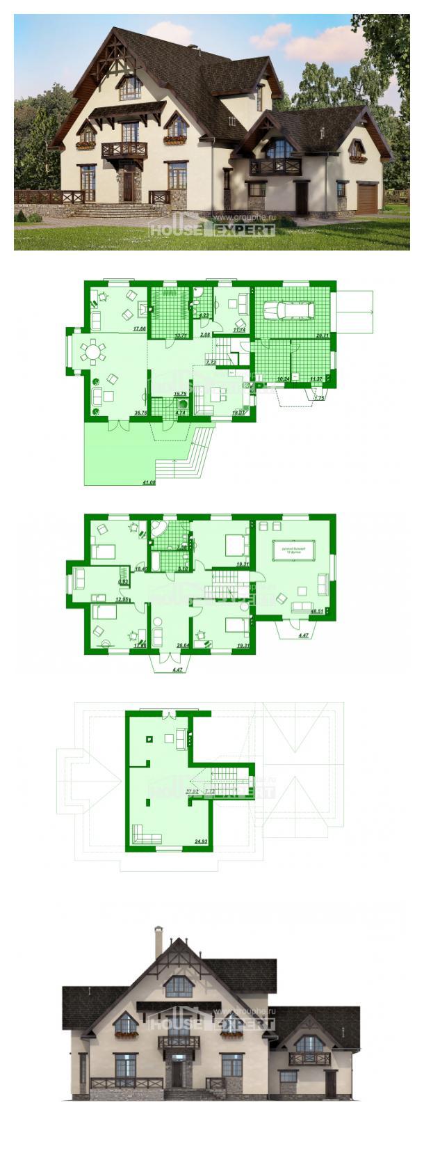 Proyecto de casa 435-002-R | House Expert