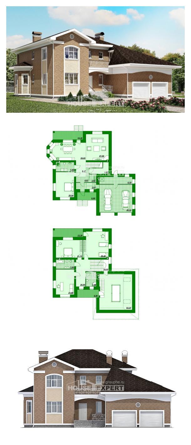 Proyecto de casa 335-002-R | House Expert