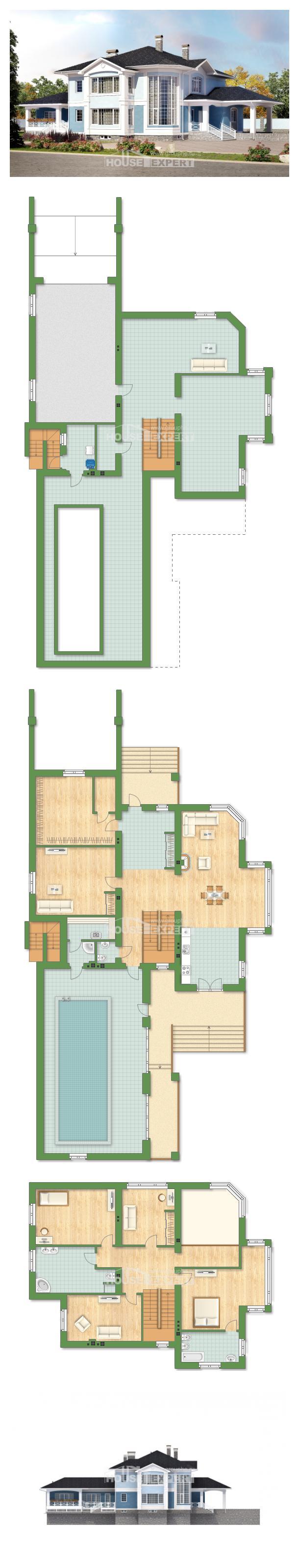 Plan 620-001-R | House Expert