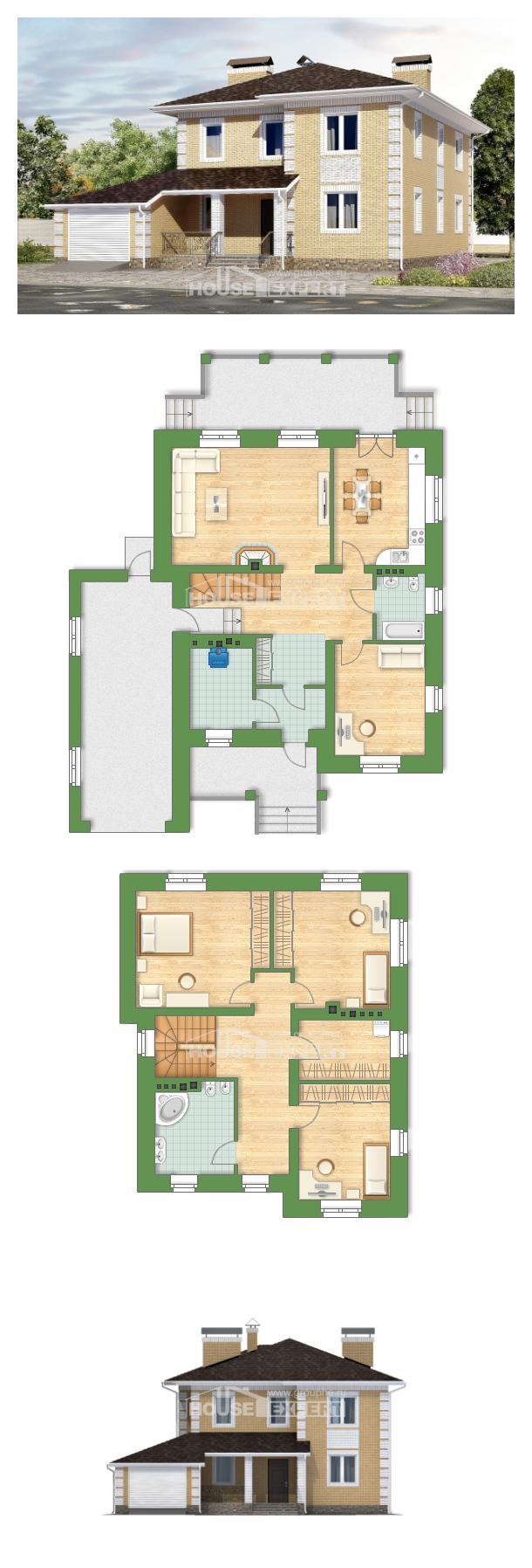 Proyecto de casa 220-006-L | House Expert