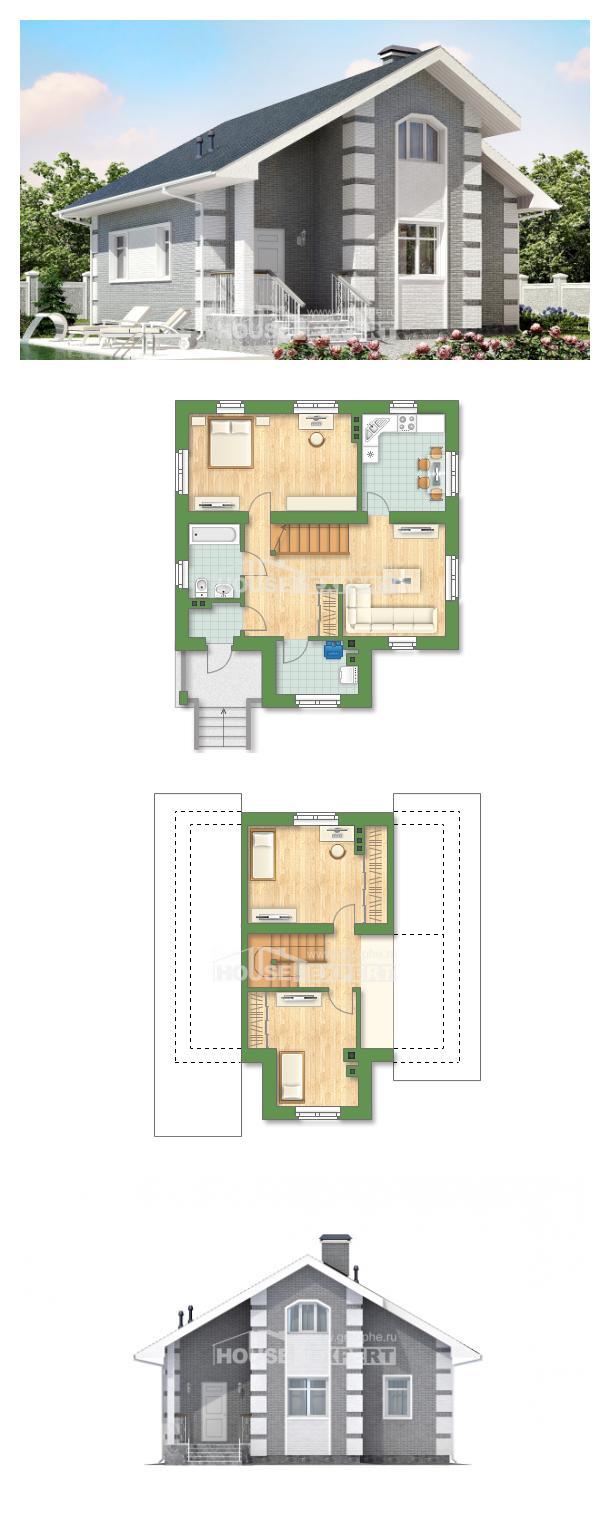 Plan 115-001-L | House Expert