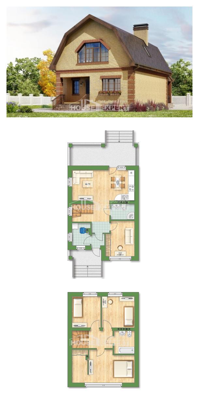 Plan 130-005-L | House Expert