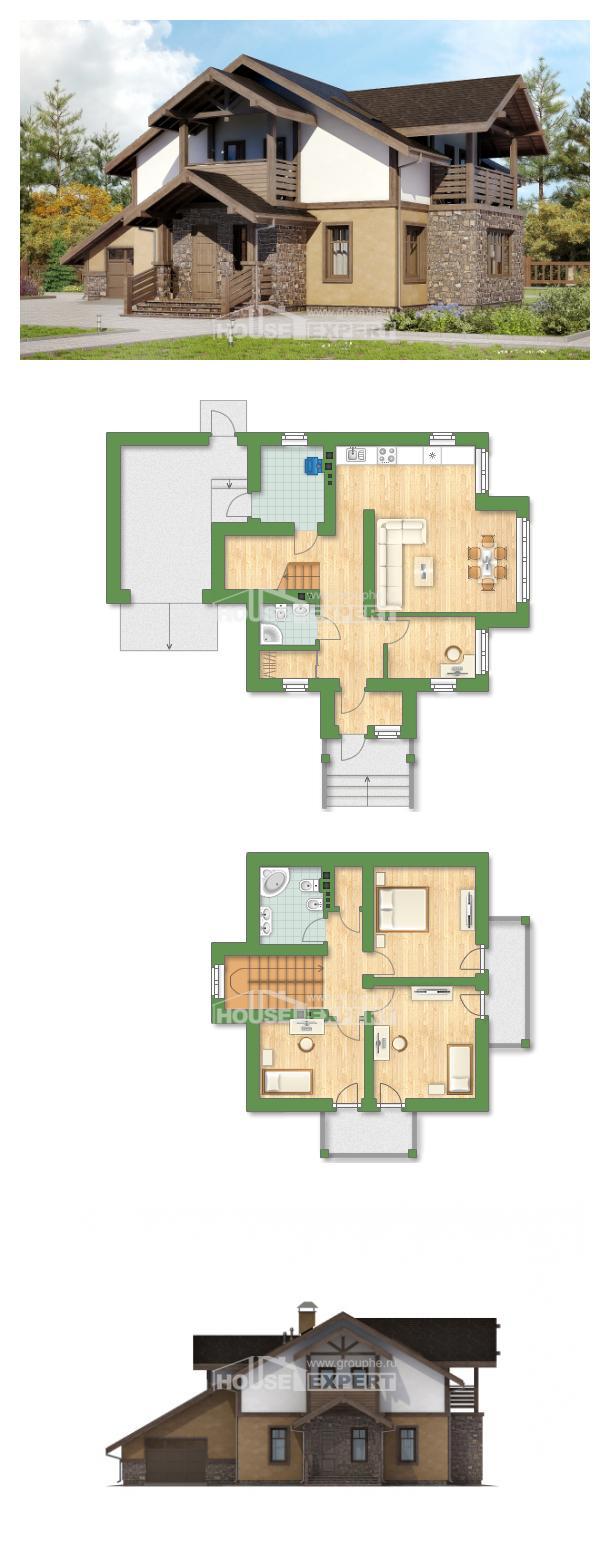 Projekt domu 180-011-L | House Expert