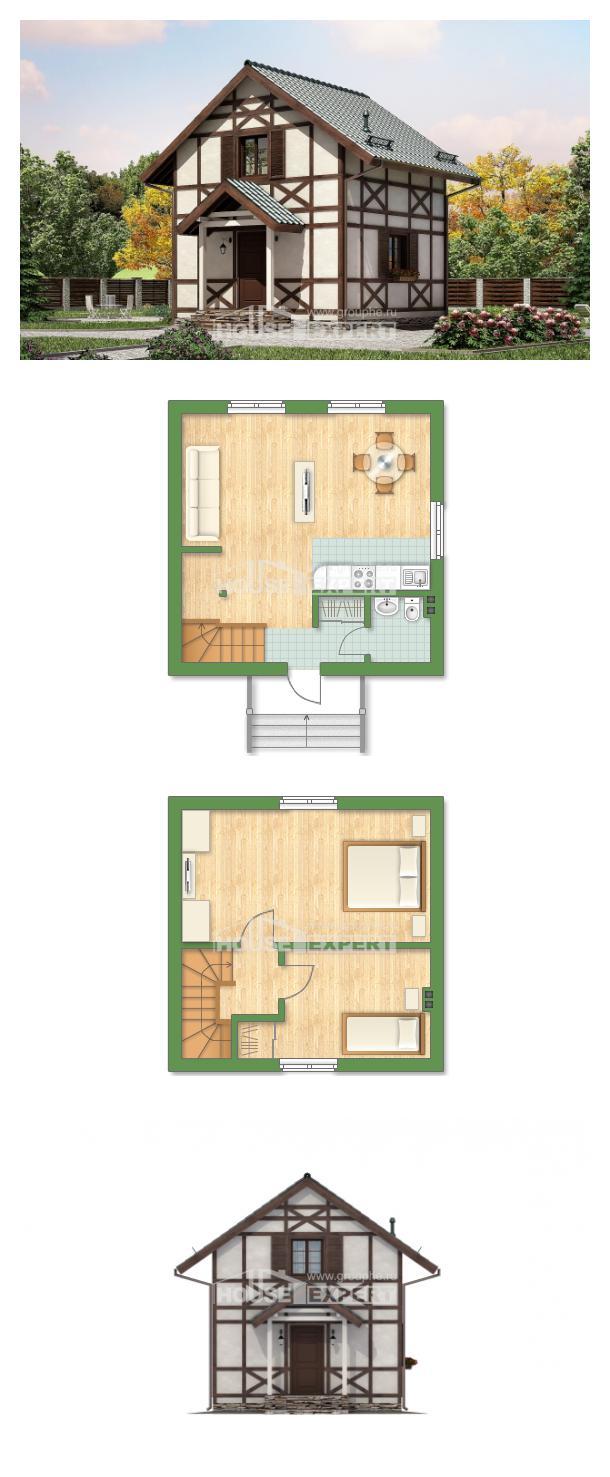 Proyecto de casa 060-002-R   House Expert