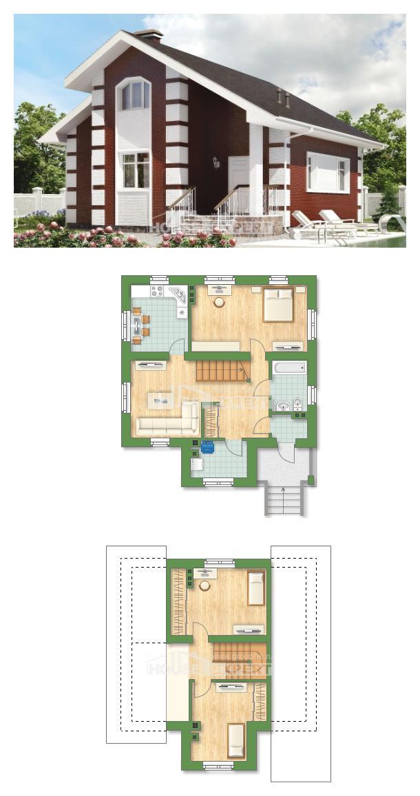 Plan 115-001-R | House Expert