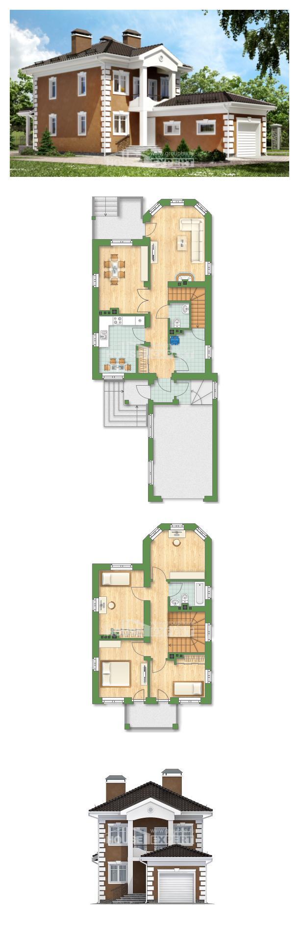 Projekt domu 150-006-R | House Expert