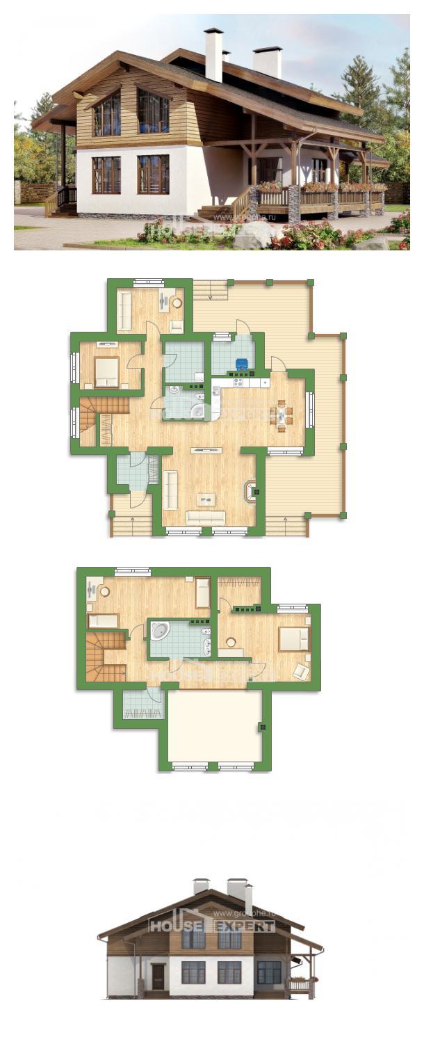 Projekt domu 210-006-R | House Expert