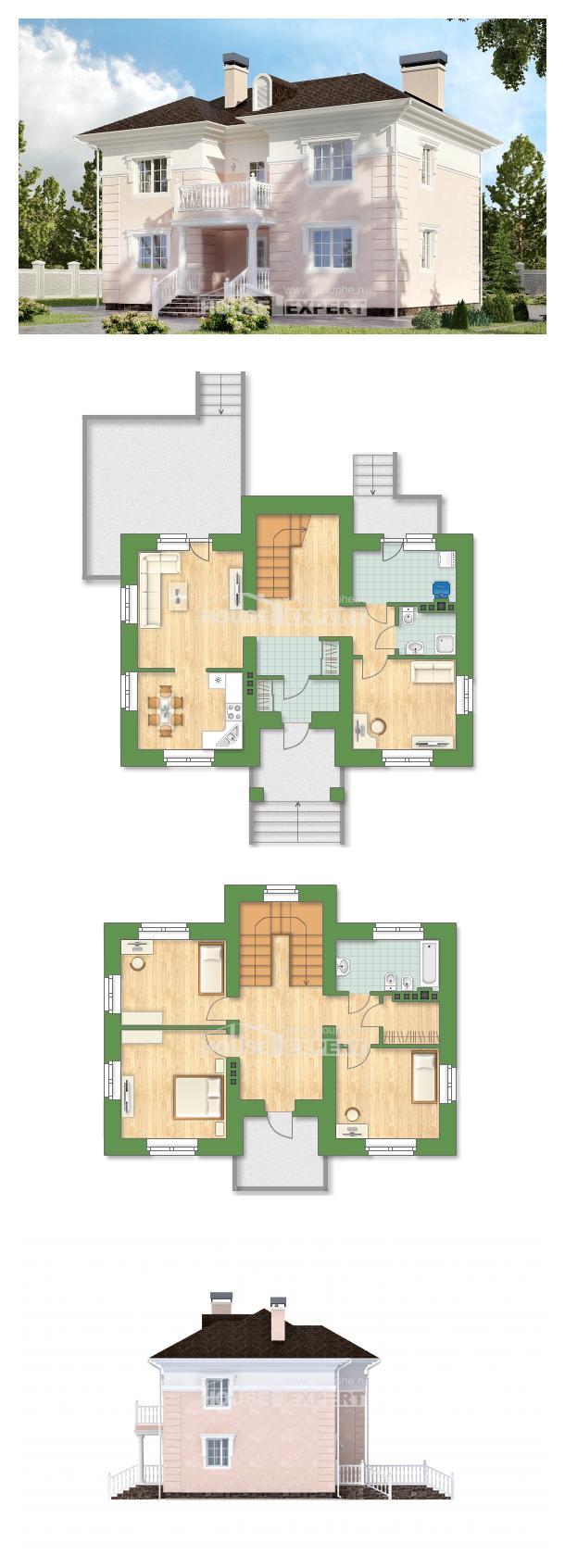 Projekt domu 155-005-L   House Expert