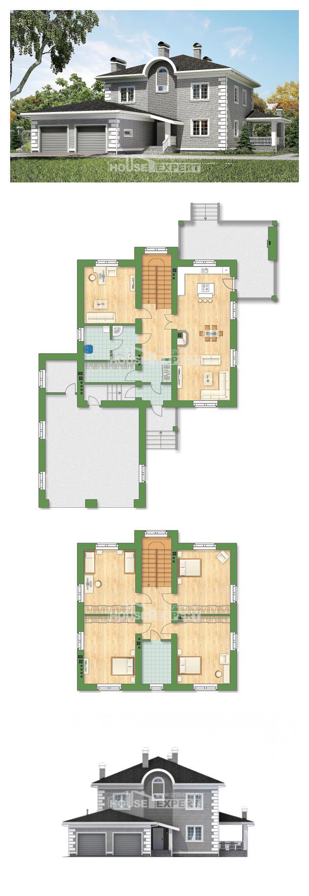 Proyecto de casa 245-004-L   House Expert
