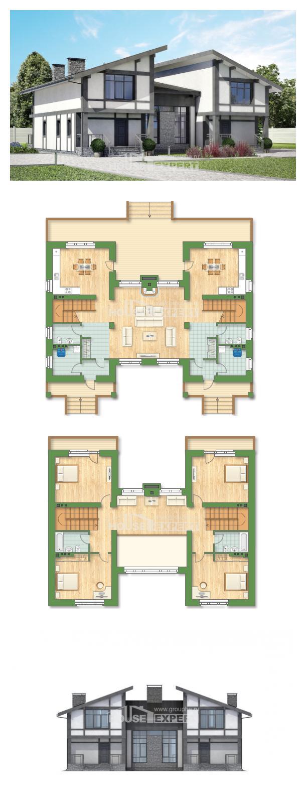 Projekt domu 280-002-R | House Expert