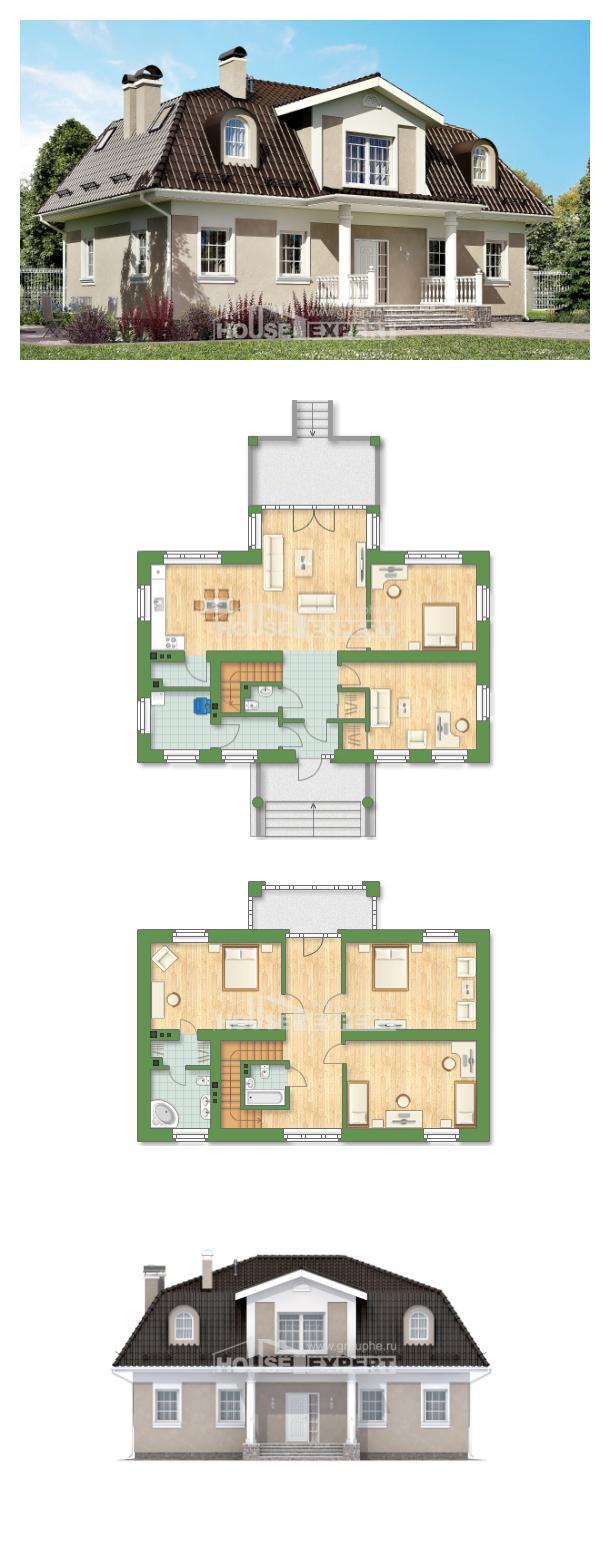 Proyecto de casa 210-001-L   House Expert