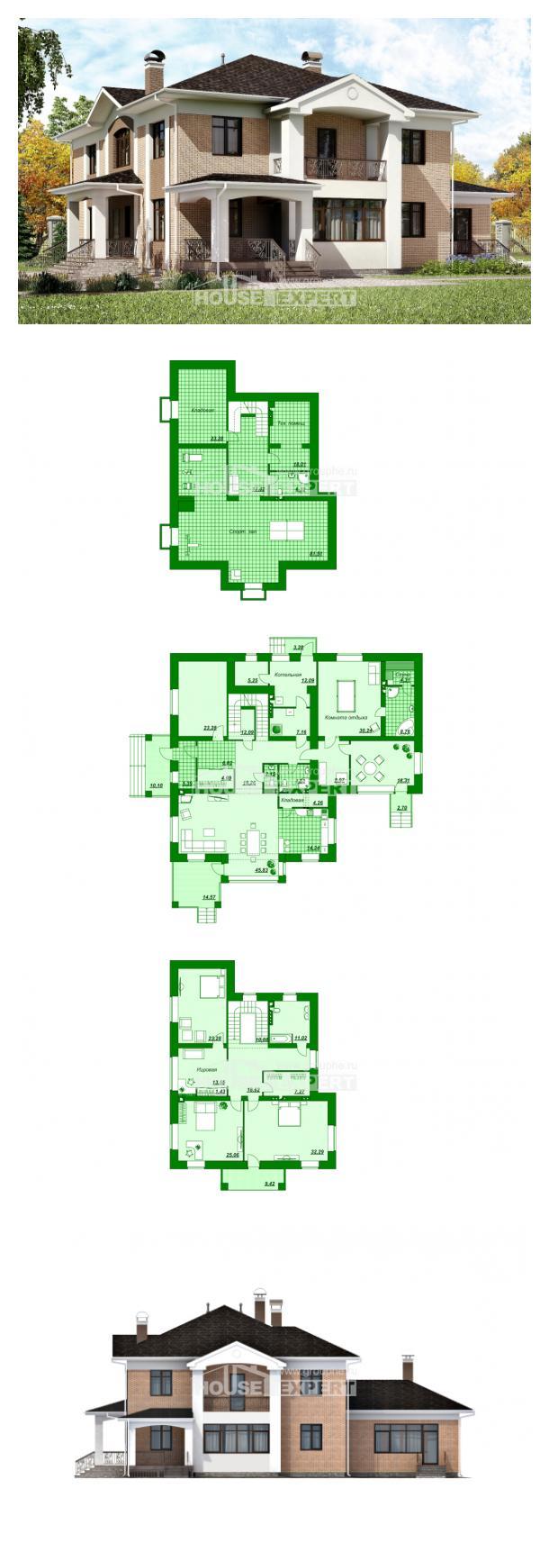 Plan 520-001-R | House Expert