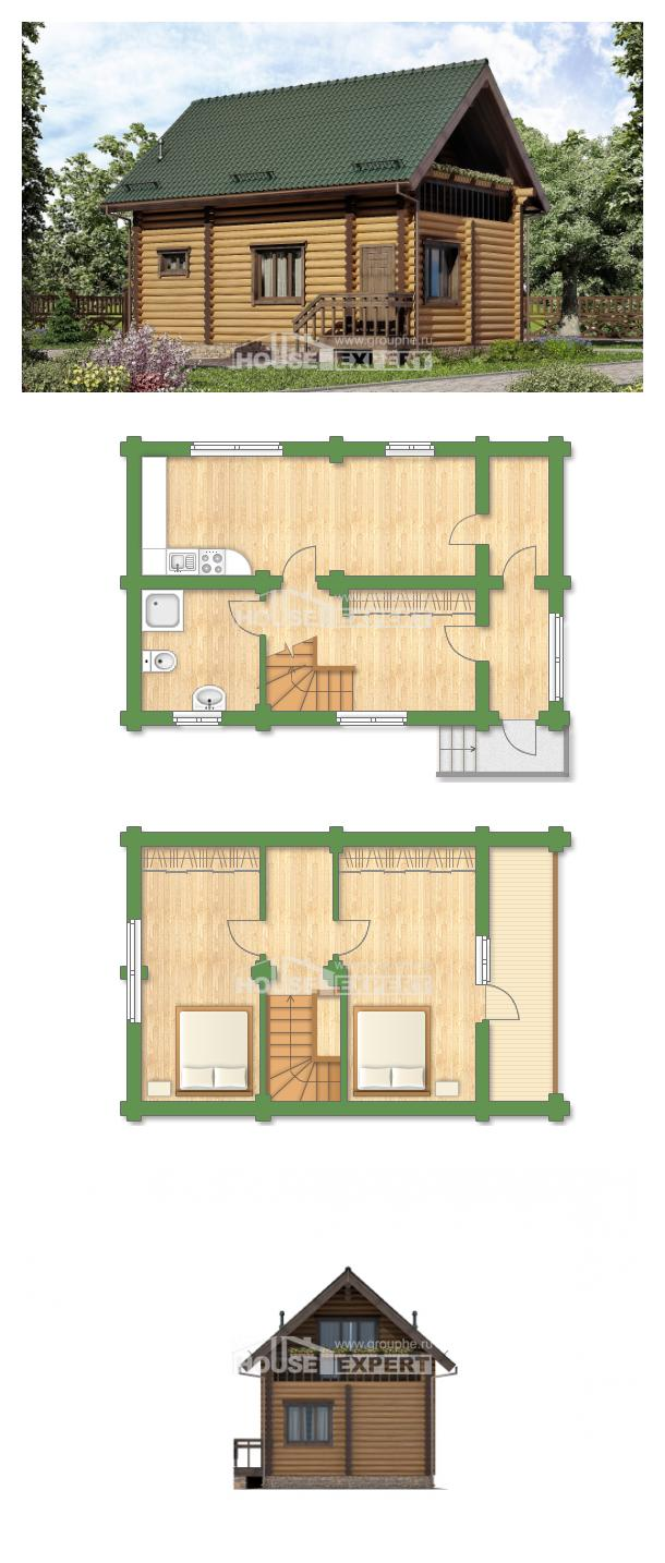 Plan 080-003-R | House Expert