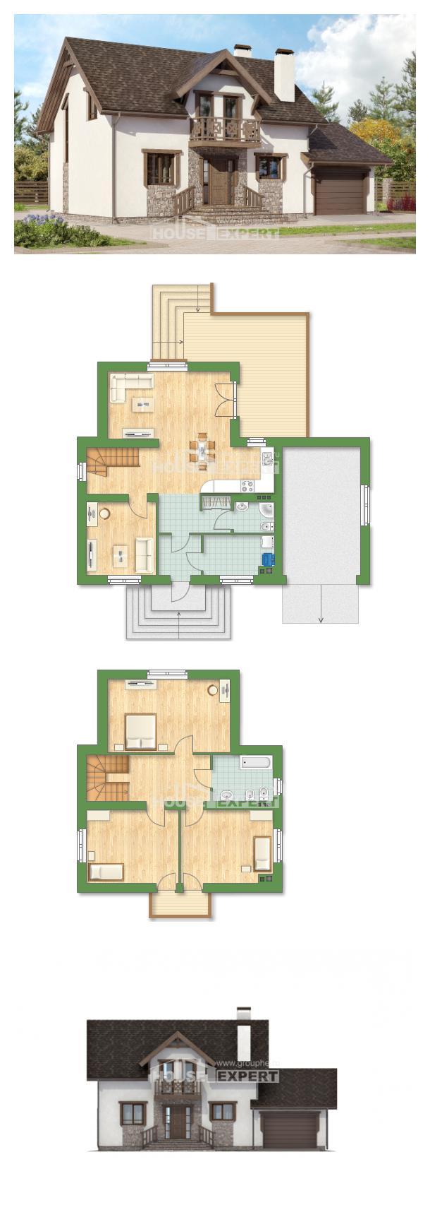 Plan 180-013-R | House Expert