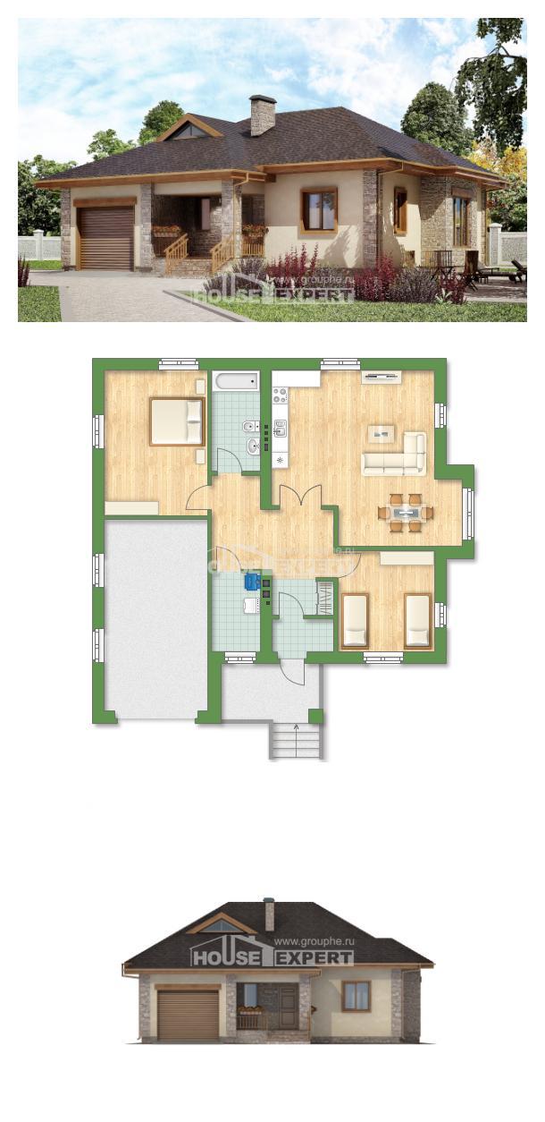 Plan 130-006-L | House Expert