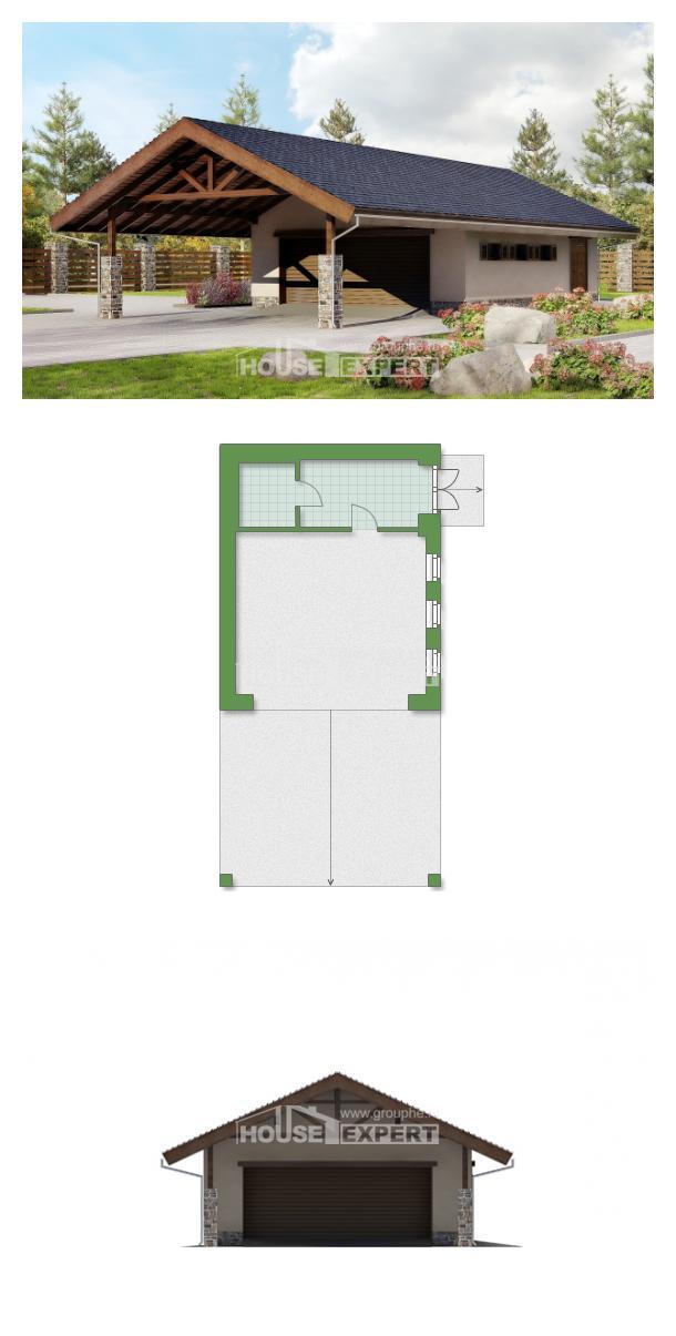 Projekt domu 060-005-R | House Expert