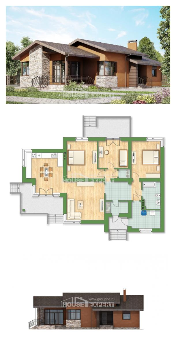 Projekt domu 130-007-R | House Expert