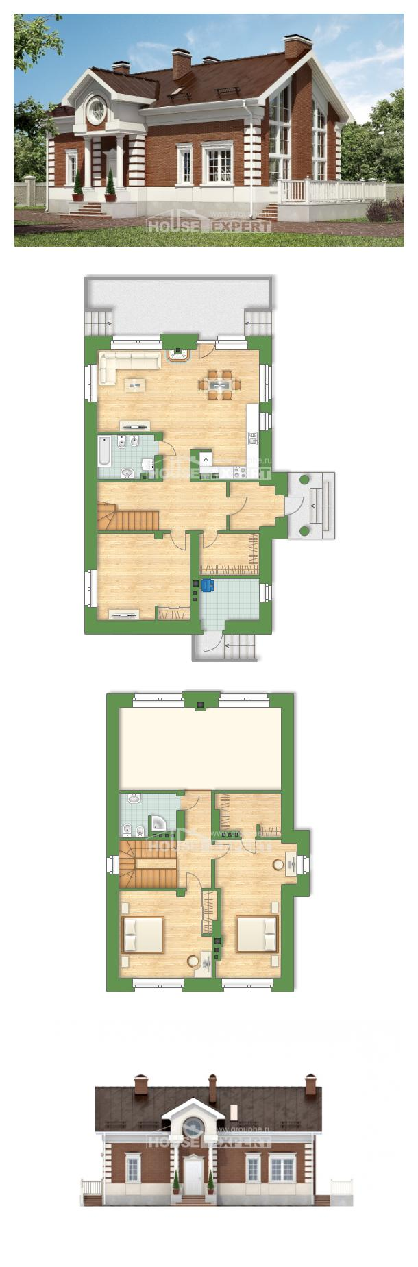 Projekt domu 160-009-R | House Expert