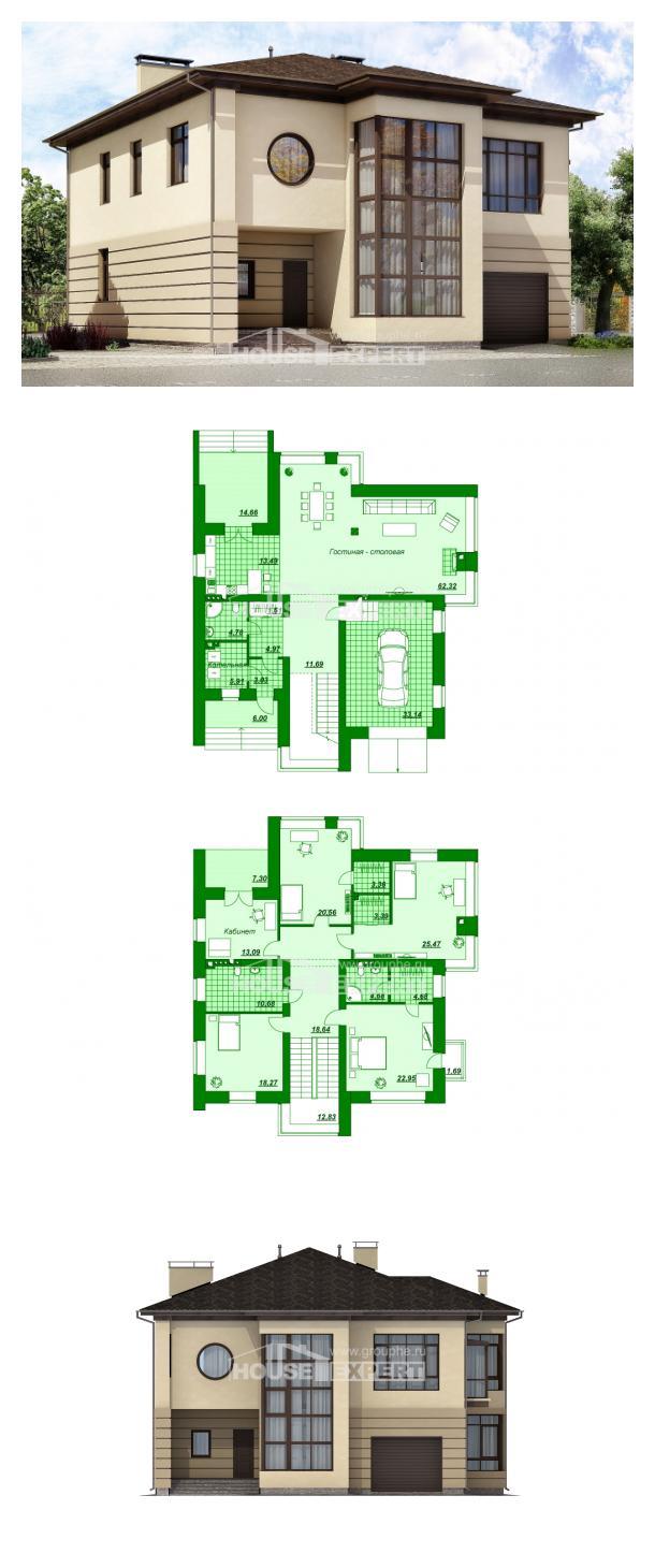 Projekt domu 300-006-R | House Expert