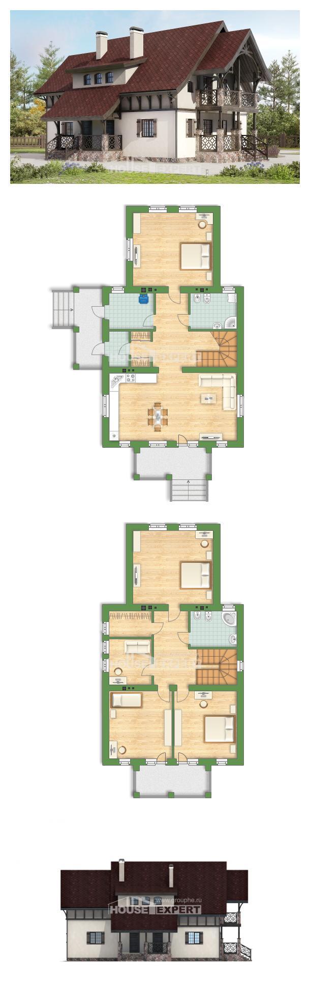 Projekt domu 180-014-R | House Expert