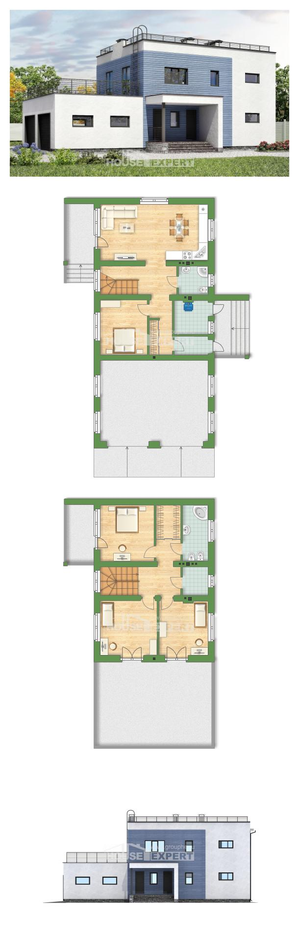 Projekt domu 180-012-L | House Expert