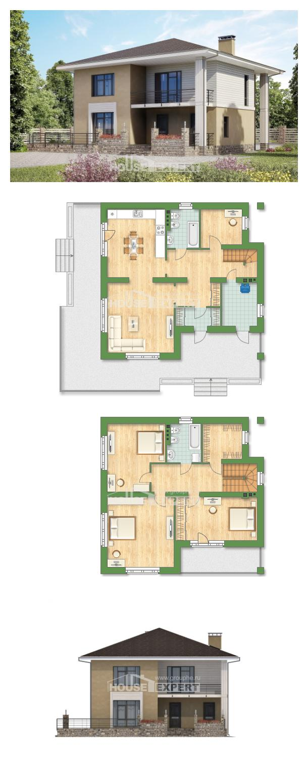 Projekt domu 180-015-L | House Expert