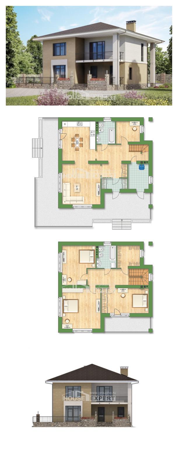 Plan 180-015-L | House Expert