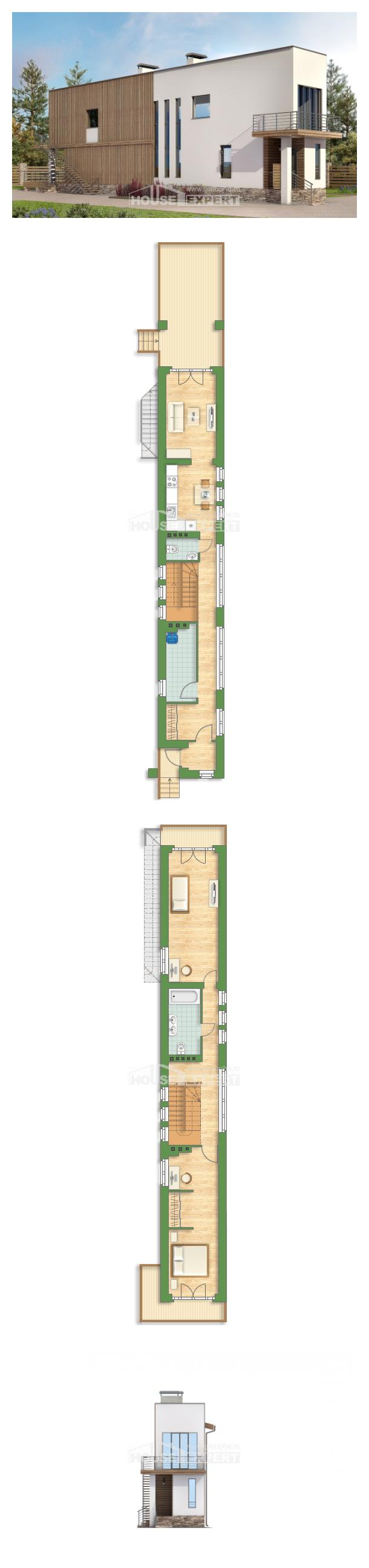 Projekt domu 100-003-L | House Expert