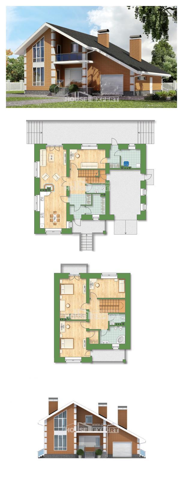 Проект дома 190-006-П   House Expert