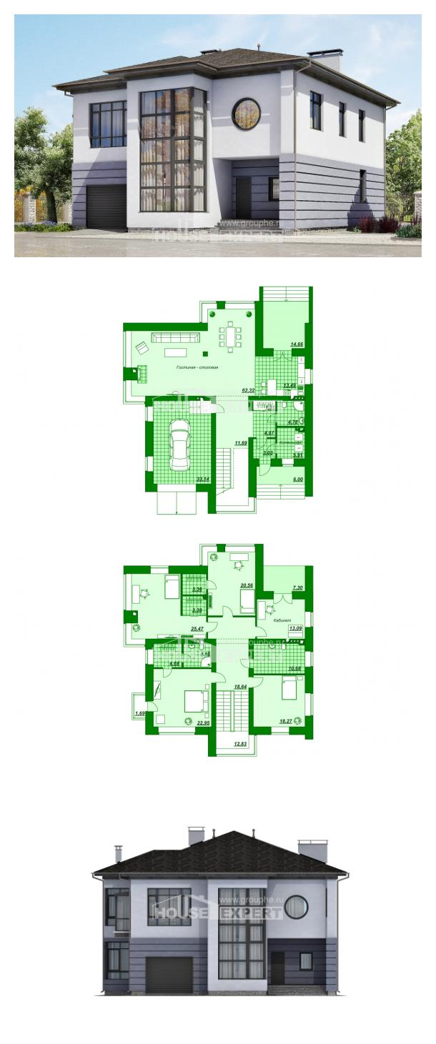 Projekt domu 300-006-L   House Expert
