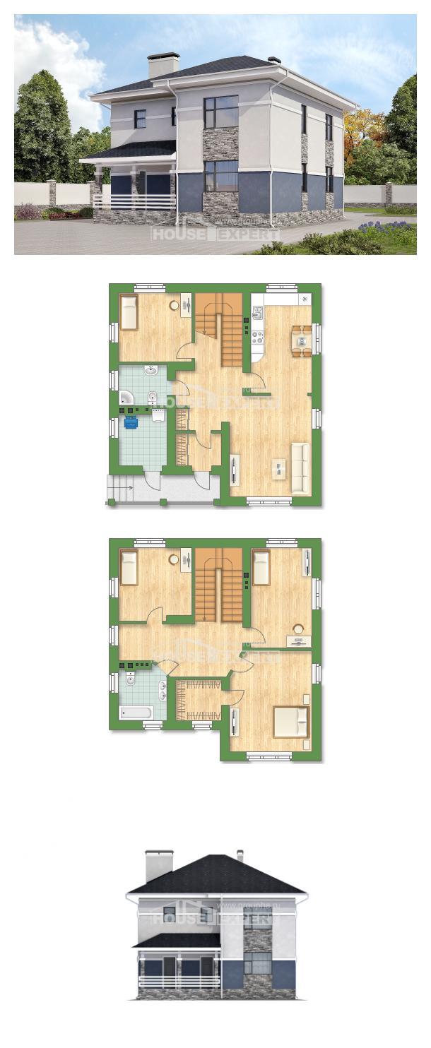 Projekt domu 150-014-L | House Expert