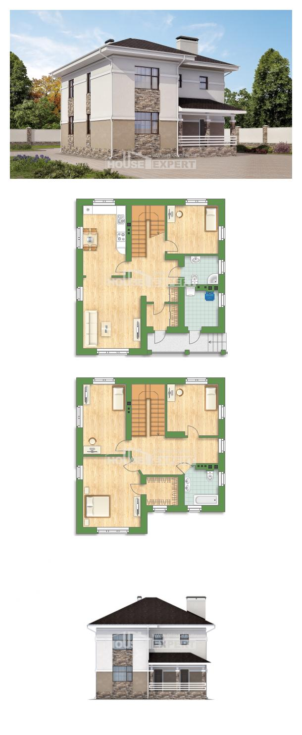 Projekt domu 150-014-R | House Expert
