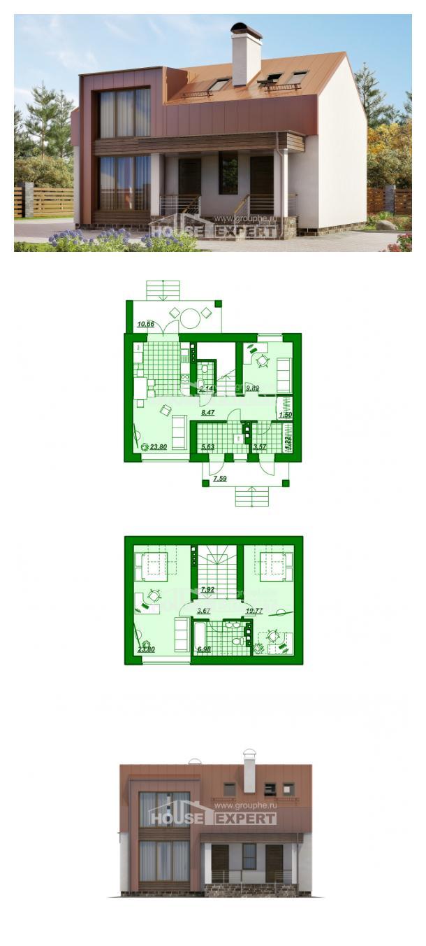 Plan 120-004-L | House Expert