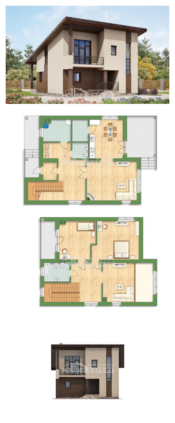 Plan 140-005-L | House Expert