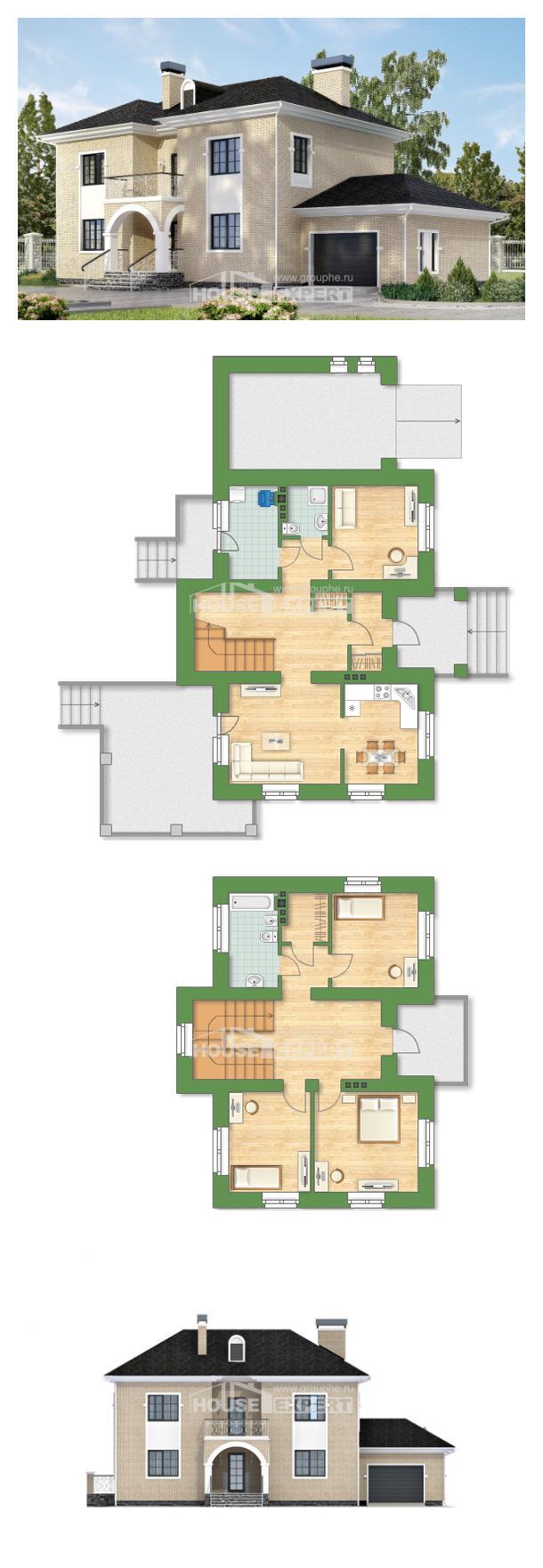 Проект дома 180-006-П | House Expert
